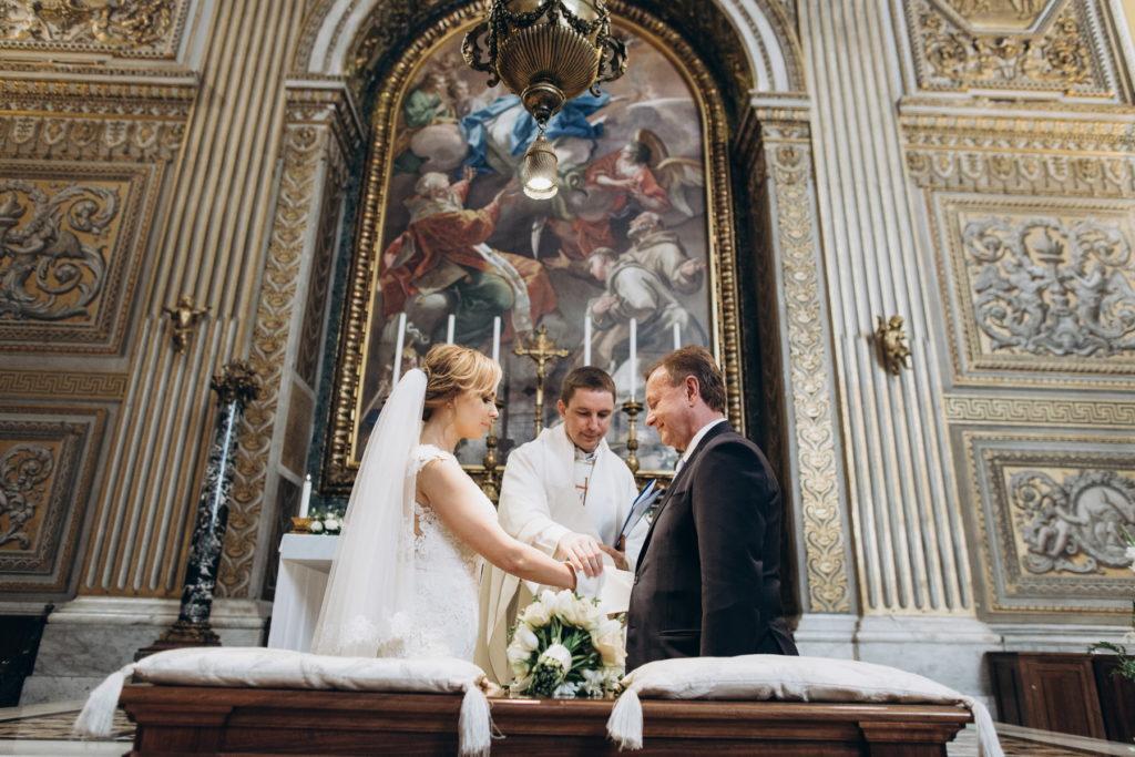 Ярослав ГАРЦУЛА шлюб у Ватикані