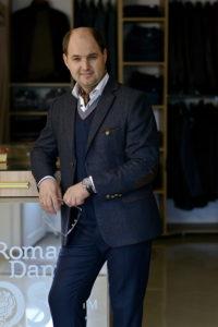 Роман ДАНИЛІВ: «Шик одягу Rose Tailor – запорука вашого успішного іміджу»