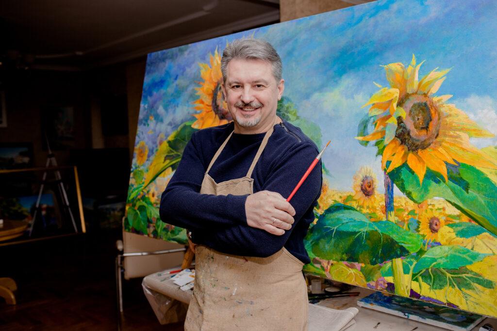 Кузьмак-художник